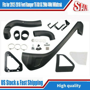Snorkel Intake Joining Pipe Full Set Fit For Ford Ranger 2 4 Door 2012 2018