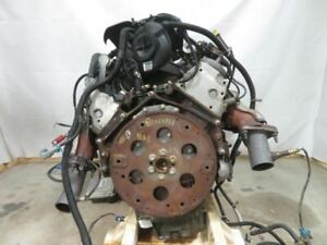 6 0 Liter Engine Motor Lq4 Gm Chevy 118k Complete Drop Out Ls Swap