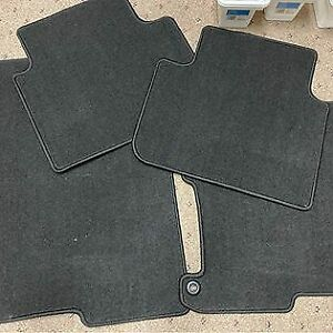 4 Pc Honda Accord Carpet Floor Mats 2013 2018 Black Car Auto New 34h151211