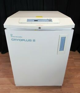 Forma Scientific 7402 7400 Series Cryoplus 2 Liquid Nitrogen Storage System