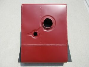 Willys Mb Ford Gpw 43 45 Large Big Mouth Spout Fuel Gas Tank Fits Jeep Mfs002