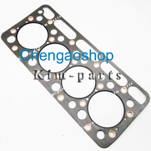 1pc New Std Cylinder Head Gasket For Kubota V1902bh V1902 Engine qa222 Zx