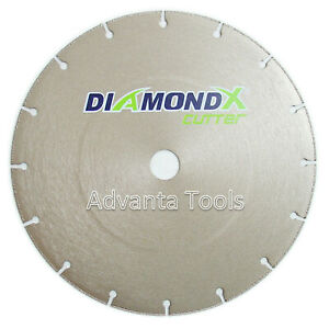 9 Metal Cutting Diamond Blade Cut off Wheel Type 1 For Angle Grinders