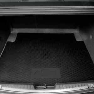 Gm 2013 2016 Chevy Cruze All Weather Trunk Liner Mat Black With Logo 22990827