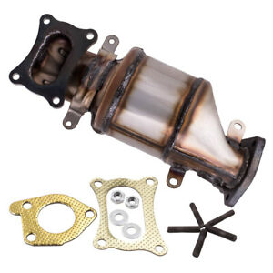 Exhaust Manifold Catalytic Converter W Gasket For Hyundai Accent 1 6l 2001 2005