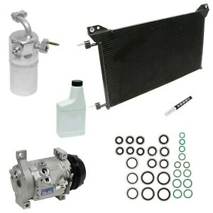Universal Air Conditioner Kt 4052a A c Compressor And Component Kit