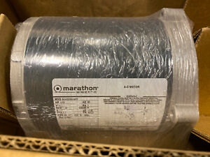 Marathon Electric Ac Motor 5kh32gn142g 1 12hp 60hz 115v 1140rpm New Old Stock
