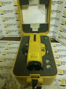 Topcon At 22a Magnetic Damped Compensator Automatic Optical Level