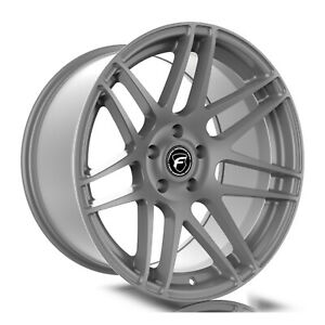 Forgestar F173 F14 Drag 17x5 6x115 12et Gloss Anthracite Wheel