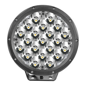 9 Led Work Light Spot Driving Headlight Lamp Bumper Hid Off Road Atv Truck 4wd