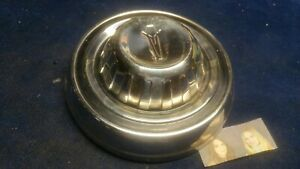One 1965 1966 1967 1968 1969 Plymouth Gtx Fury Road Runner 440 Dog Dish Hubcap