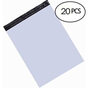 Large Plastic Mailing Envelopes Jumbo Poly Mailer Shipping Bags With Strip For