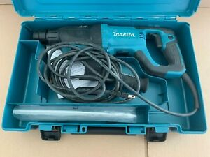 Makita Hr2641 1 Avt Rotary Combination Corded Hammer Drill With Handle And Case