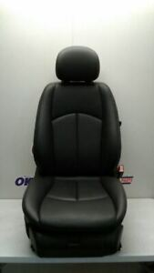 04 09 Mercedes E Class E350 Passenger Right Front Bucket Seat Black Leather