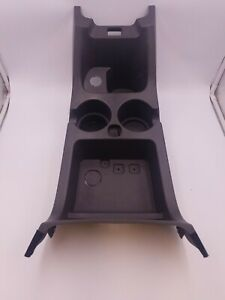 02 05 Ford Explorer Center Console Trim Cup Holder Storage Tray Black Stock Oem