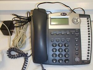 At t 945 Landline Telephone Small Business System 4 line Desk Phone