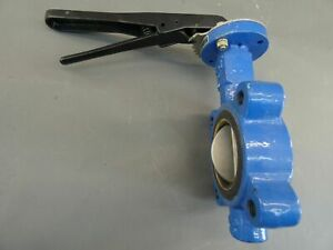 Stl 22331 1 Butterfly Valve Size 3 Manual Lever Handle
