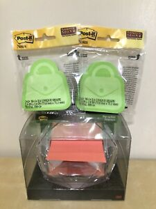 Post it Pop up Notes Diamond Dispenser 3 X 3 Pad With 2 Pk Of Post it Notes