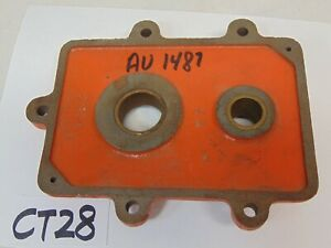 New Jamesway Farm Equipment Part Silo Unloader Gearbox Cover Au1487 Au 1487