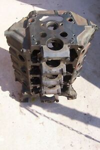 Good 1963 64 Oldsmobile 394 V8 Engine Block 88 98 Jetstar 585786 Local Pickup