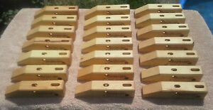 Jorgensen Woodworking Clamps Lot Qty 21 8 Small Pony Parallel Vise Block Plane