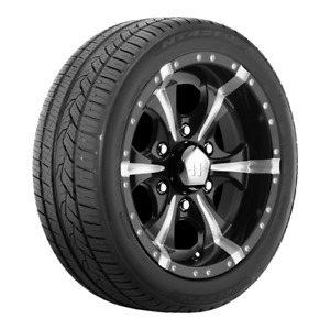 275 60r20 Nitto Nt421q Tires Set Of 4