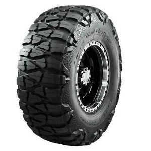 35x12 50r17 10 Nitto Mud Grappler Tires Set Of 4