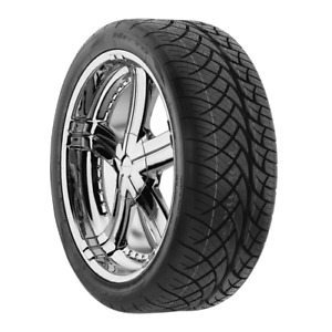 305 50r20xl Nitto Nt420s Tires Set Of 4