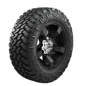 Lt285 65r18 10 Nitto Trail Grappler M t Tires Set Of 4