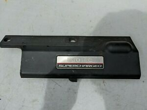 Chevy Cobalt Ss Saturn Ion Redline Engine Cover Supercharged