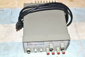 Hewlett Packard H p 6234a Dual Power Supply 0 25 Vdc 0 200ma Fully Tested
