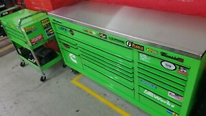 Snapon Tool Box Box Only Message About Tools