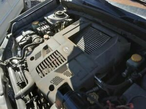 Engine 2 5l Vin G 6th Digit Turbo Fits 09 13 Forester 865830
