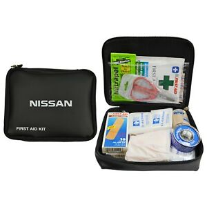For Nissan Emergency First Aid Kit Pouch With Logo