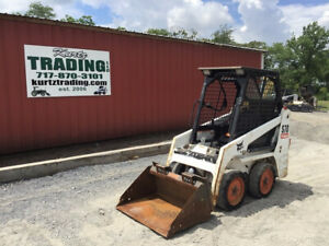 2016 Bobcat S70 Skid Steer Loader W Kubota Diesel Engine Only 700 Hours