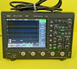 Lecroy Wavejet 334a 350 Mhz Oscilloscope 2gs s Free Shipping