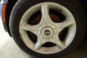 2002 2003 2004 2005 2006 2007 2008 09 Mini Cooper Alloy Wheel 16 Without Tire
