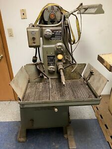 Sunnen precision Honing Machine Model Mbb 1600 Ms Food Pedal Controlled