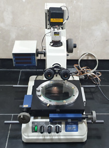 Mitutoyo Measuring Microscope Mf