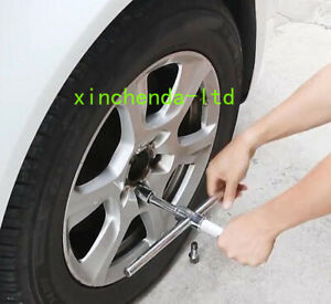 1 Set Tire Wrench Lengthen Labor Saving Cross Wrench Remove For Tire Change Tool