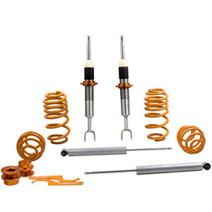 Fit Vw Passat B5 B5 5 3b 3bg 98 05 Fwd Saloon Estate Coilovers Lowering Coilover