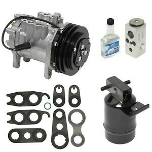 Universal Air Conditioner Kt 1237 A c Compressor And Component Replacement Kit
