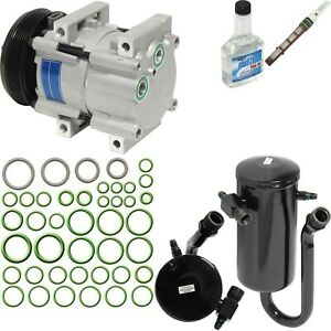 Universal Air Conditioner Kt 1268 A C Compressor And Component Replacement Kit