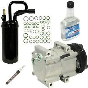 Universal Air Conditioner Kt 1714 A c Compressor And Component Replacement Kit