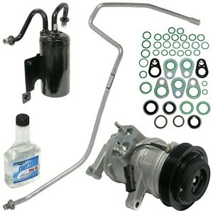 Universal Air Conditioner Kt 1982 Ac Compressor And Component Replacement Kit