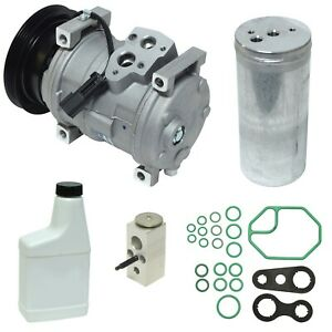 Universal Air Conditioner Kt 4010 A c Compressor And Component Replacement Kit