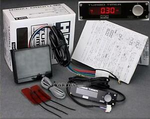 Hks Type 0 Turbo Timer Electronics Technology Red Gt R Skyline Wrx Evo Toyota