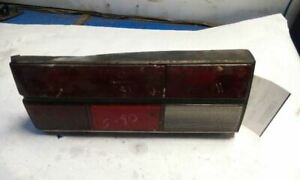 78 79 Audi 5000 Driver Left Tail Light