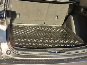 Cargo Liner Trunk Floor Mat 3d Molded Boot Tray For 2010 2013 Kia Soul