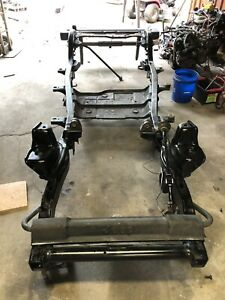 Jeep Tj Wrangler Oem 2 5l 4 Cylinder Frame Clean And Inspected 97 02